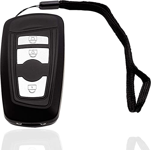 Avenger Defense ADS-70 Rechargeable Mini Stun Gun with Security Alarm 1.2 C Charge Powerful Self Defense LED Flashlight and Wrist Strap Unique Key fob Design 3-in-1 Personal Safety Runners