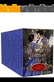 The Ultimate Cavalcade of Romantic Dukes: A 12-Book Regency Romance Box Set (Regency Romance)