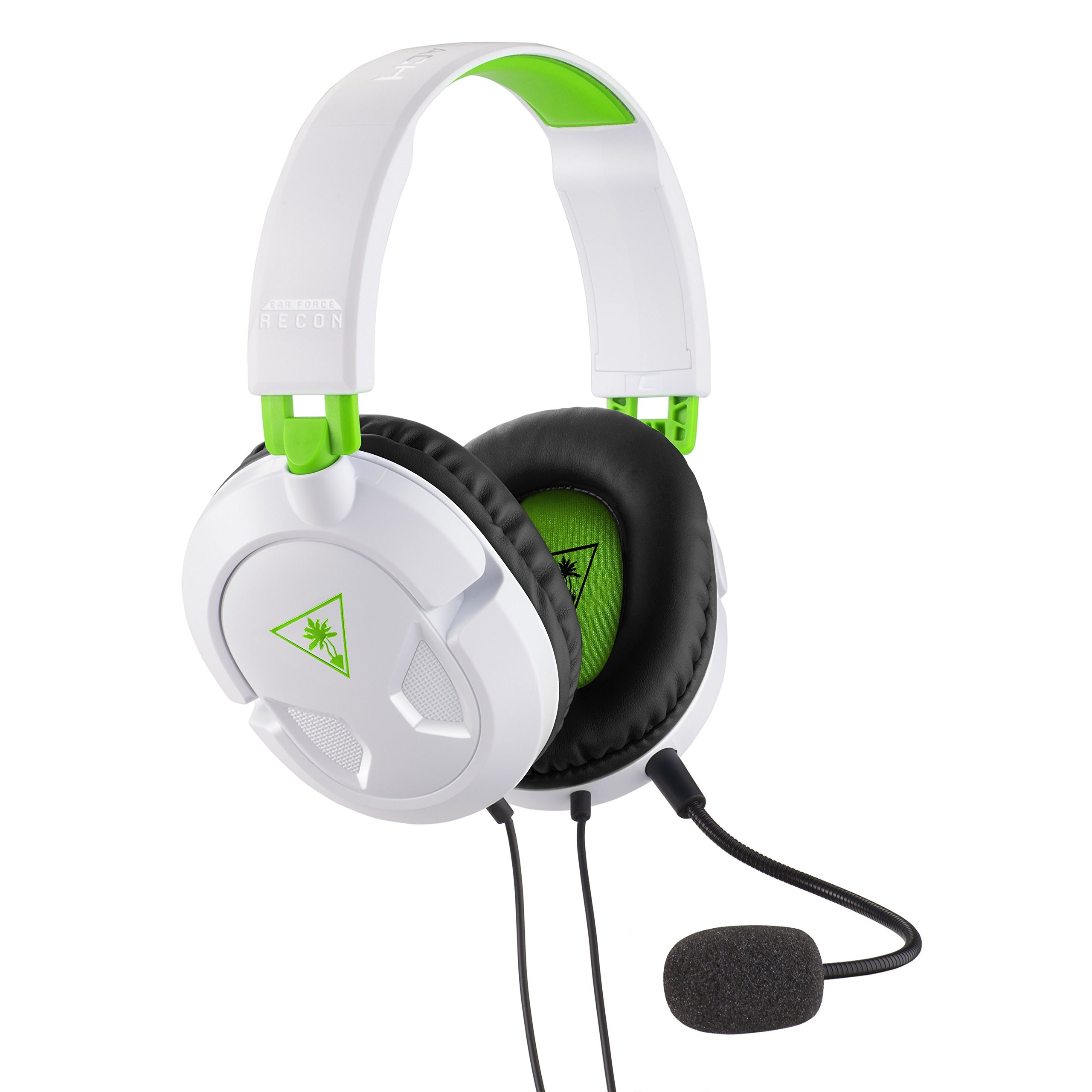 Auriculares Gamer : Turtle Beach Recon 50X White PS4 Xbox On