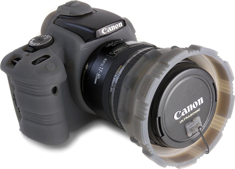 MADE Products CA-1112-SMK SLR Camera Armor for Canon XTi Digital SLR Smoke