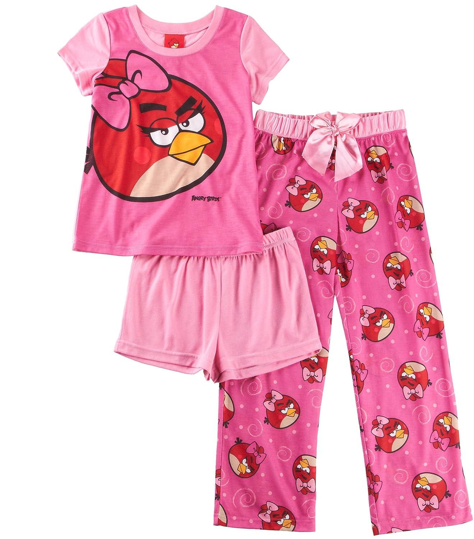 Angry Birds 3-Piece Sleep Set