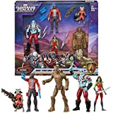 Marvel Guardians of the Galaxy Action Figures 5-pack