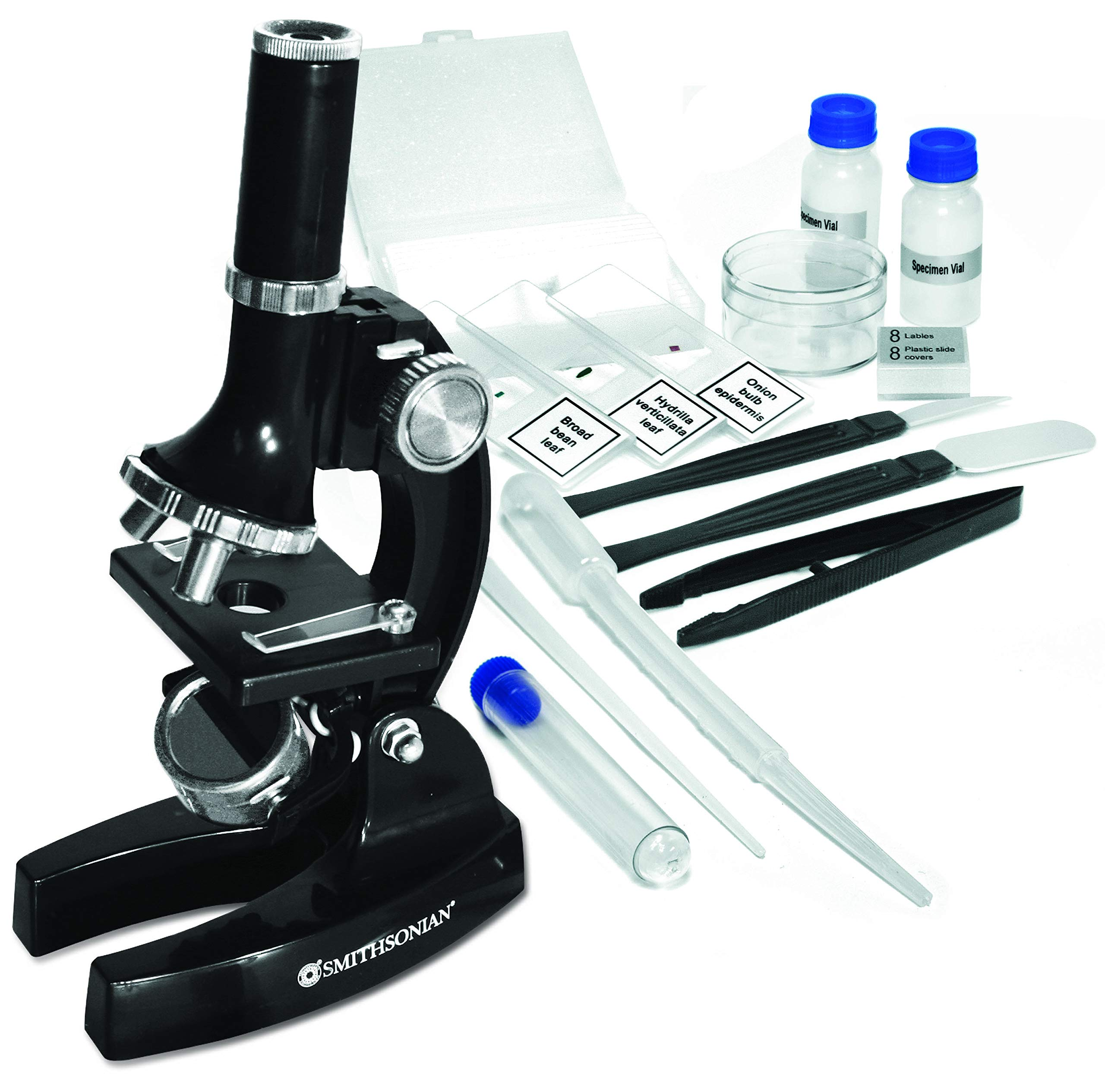 SmithsonianNSI 150x/450x/900x Microscope Kit by Smithsonian