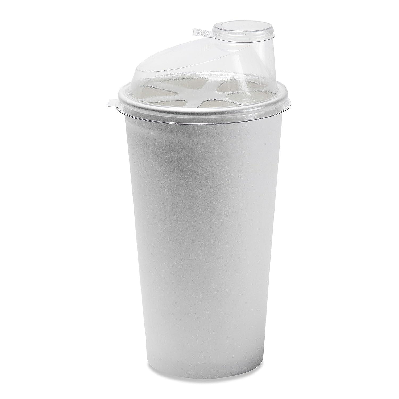 REMIX Shaker RMX-28CT 28 Count Disposable Supplement Shaker