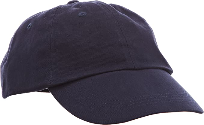 Anvil 176 - Gorra de béisbol para Hombre, Color Azul (Nav Navy ...
