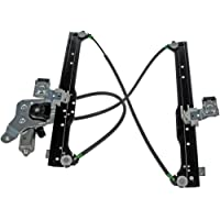 Dorman 741-578 Rear Driver Side Replacement Power Window Regulator with Motor for Select Cadillac/Chevrolet/GMC Models