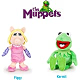 The Muppets (Los Teleñecos) - Pack 2 peluches Calidad super soft - Rana Gustavo