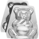 Wilton Bear Cake Pan, 3-D Cake Pans Set, 2-Piece