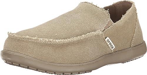 Crocs Santa Cruz, Men's Loafers: Amazon