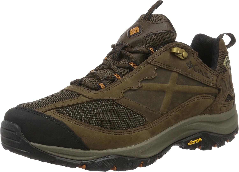 Columbia Men s Terrebonne Outdry Hiking Shoe
