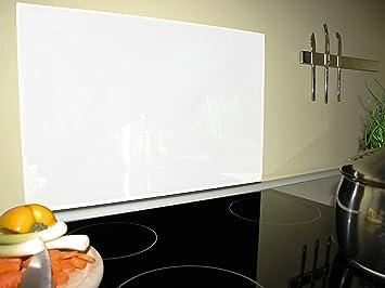 PAULUS Spritzschutz Küche Herd Küchenrückwand Acrylglas 60x40 cm ...