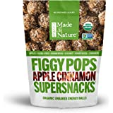 Made in Nature Organic Apple Cinnamon Figgy pops, 16-ounce
