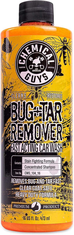 化学家伙Bug + Tar卸妆