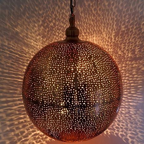 Guru-Shop Lámpara de Techo de Cobre Para Ambientes en Diseño ...