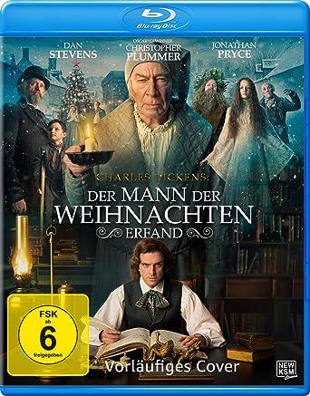 Der Weihnachten.Charles Dickens Der Mann Der Weihnachten Erfand Blu Ray Amazon De