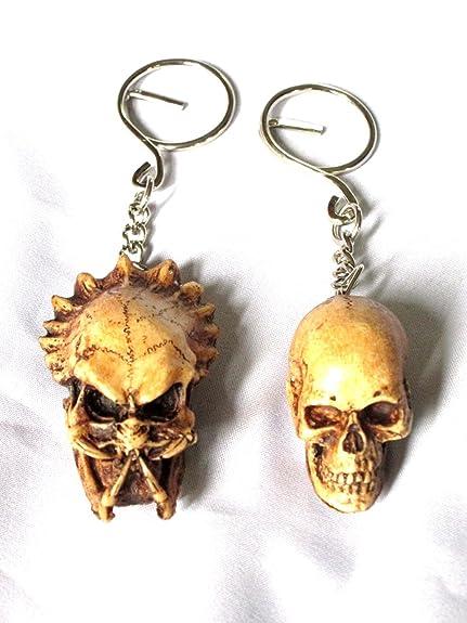 Amazon.com: Berserker Predator VS AVP Cráneo Esqueleto ...