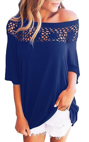 Spec4Y - Camisas - Túnica - para mujer