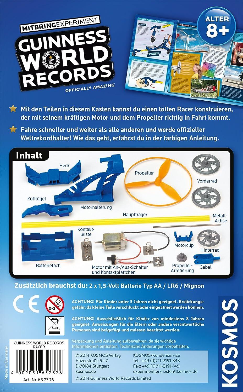 Guinness World Records - Juguete Educativo de física (Importado): Amazon.es: Juguetes y juegos