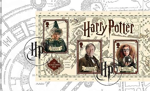 Harry Potter Prestige - Libro de sellos: Amazon.es: Oficina y papelería