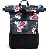 Laptop Backpack,Backpack for Women School Backpack College Backpack Rolltop Backpack with USB Charging Port for School Office Travel