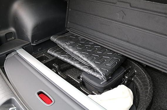 Ad Tuning Tm11005 Passform Gummi Kofferraumwanne Rutschfest Schwarz Auto