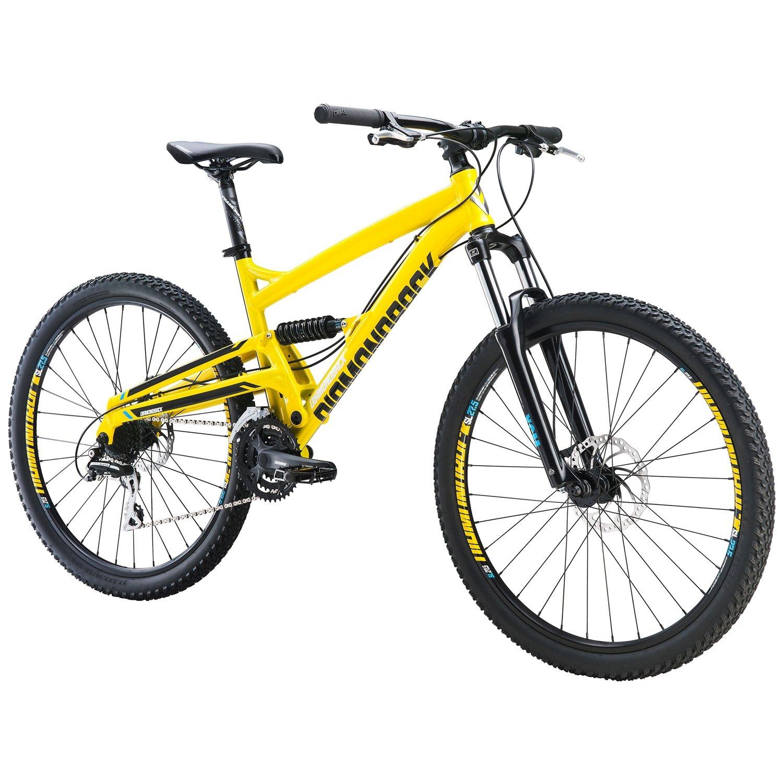 Diamondback Bicycles Women's Atroz Bike, Yellow, 18''/Medium