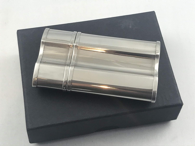 Posacenere in acciaio inox ecologico e pulito per sigarette posacenere e sigari