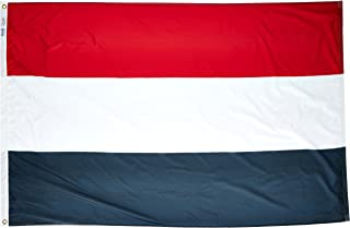 product image for Annin Flagmakers Model 199336 Yemen Flag Nylon SolarGuard NYL-Glo, 4x6 ft, 100% Made in USA to Official United Nations Design Specifications