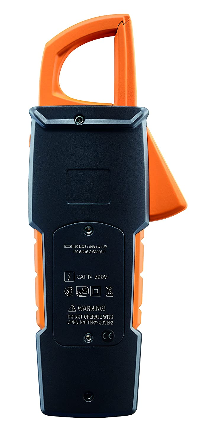 Testo 770-3 Digital Hook Clamp Meter TRMS Wireless: Amazon.com: Industrial & Scientific