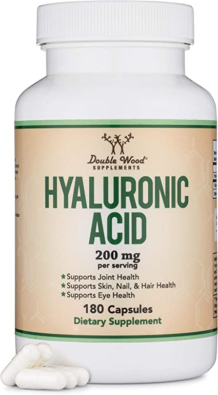 hyaluronic acid supplements for skin