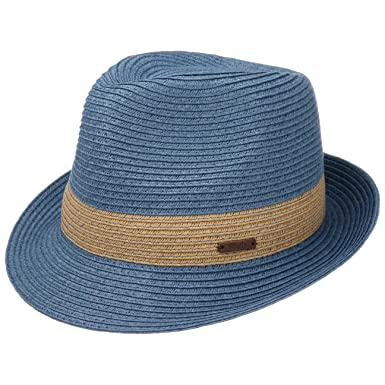 b7e2330779d5f Barts Hats Kids Scene Trilby Hat - Blue  Amazon.co.uk  Clothing