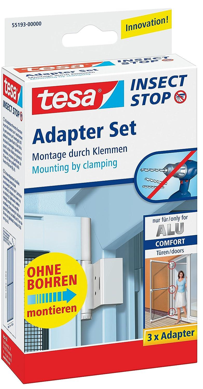 tesa Insect Stop Adapter für ALU COMFORT Tür: Amazon.de: Baumarkt