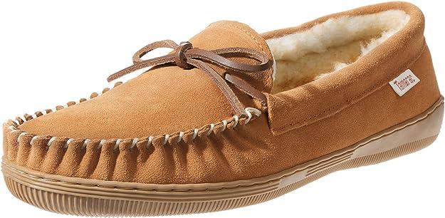 light brown slipper