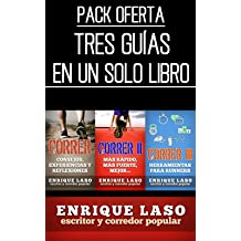 CORRER: Pack tres guías en UNA (Spanish Edition) May 31, 2015