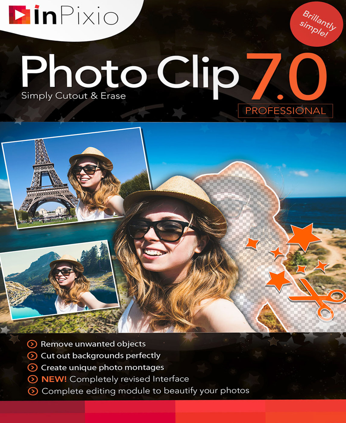 InPixio Photo Clip Professional 7 [Download] by Avanquest