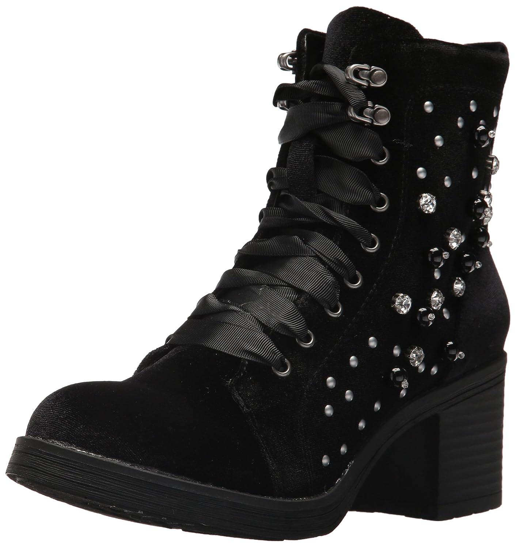 d5dc7885740 Madden Girl Women's Veera Combat Boot