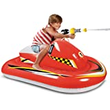 Amazon.com: Colchoneta inflable para la piscina con forma de ...