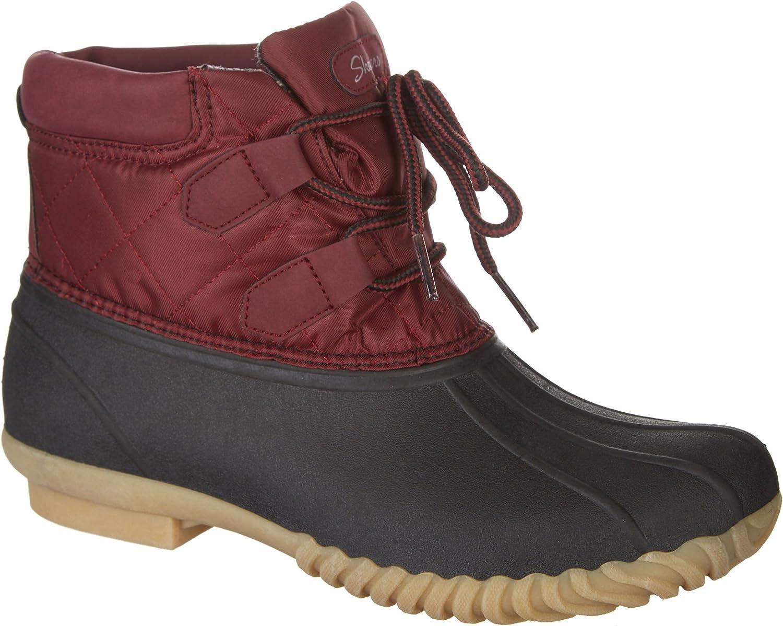 skechers womens boots waterproof size 6