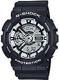 [カシオ]CASIO 腕時計 G-SHOCK White and Black Series GA-110BW-1AJF メンズ