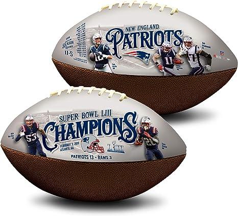 Photo File New England Patriots Super Bowl 53 LIII Champions NFL ...