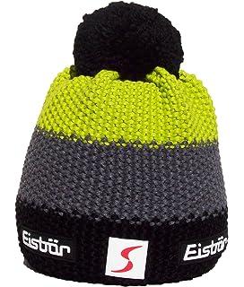 EISBAR PASSION POMPON MU Austrian Luxury Winter Merino Wool Sport Ski Hat NEW