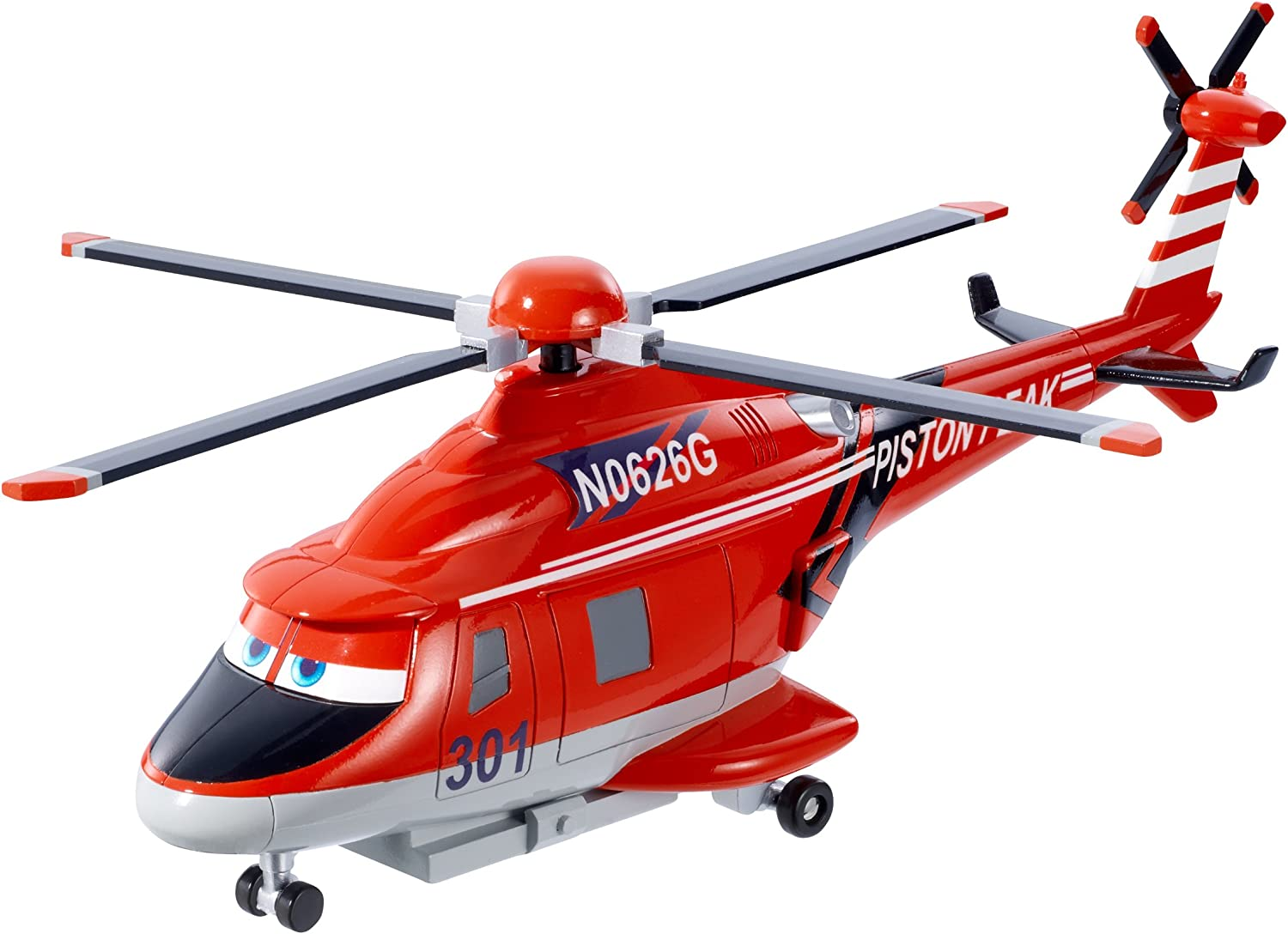 Disney Planes Planes Fire /& Rescue Blade Ranger Pull Cord Copter Outdoor Kids To
