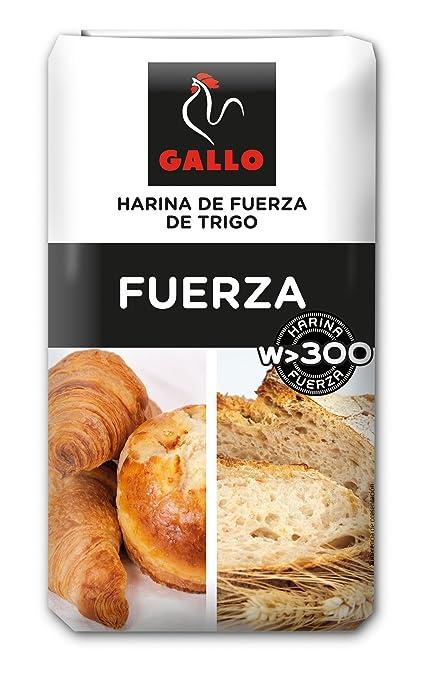 Pastas Gallo Harina de Fuerza - 1 Kg