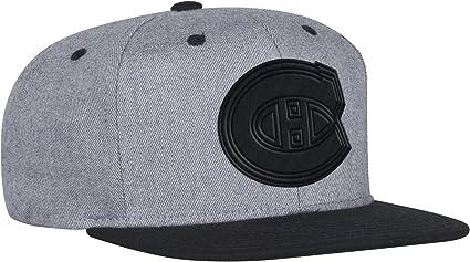 Adidas Unisexe Nhl Canadiens De Montreal Visiere Plate Casquette Snapback Osfa Amazon Ca Sports Et Plein Air