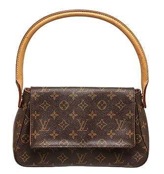 Louis Vuitton , Sac à main porté au dos pour femme marron marron