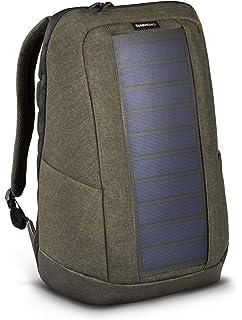 8a9716b3d9 SunnyBAG Iconic Zaino Solare | per caricare Smartphone, Laptop, e Altri  dispositivi USB con