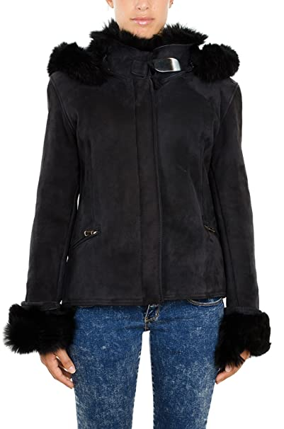 official photos dbdb0 41b06 Pellein Giacca in montone donna invernale M004 Special ...