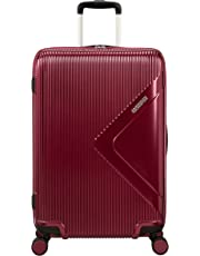 American Tourister Modern Dream Spinner 68.5cm Expandable, 70/81L - 3.7 KG Bagage cabine, 68 cm, 70 liters, Rouge (Wine Red)
