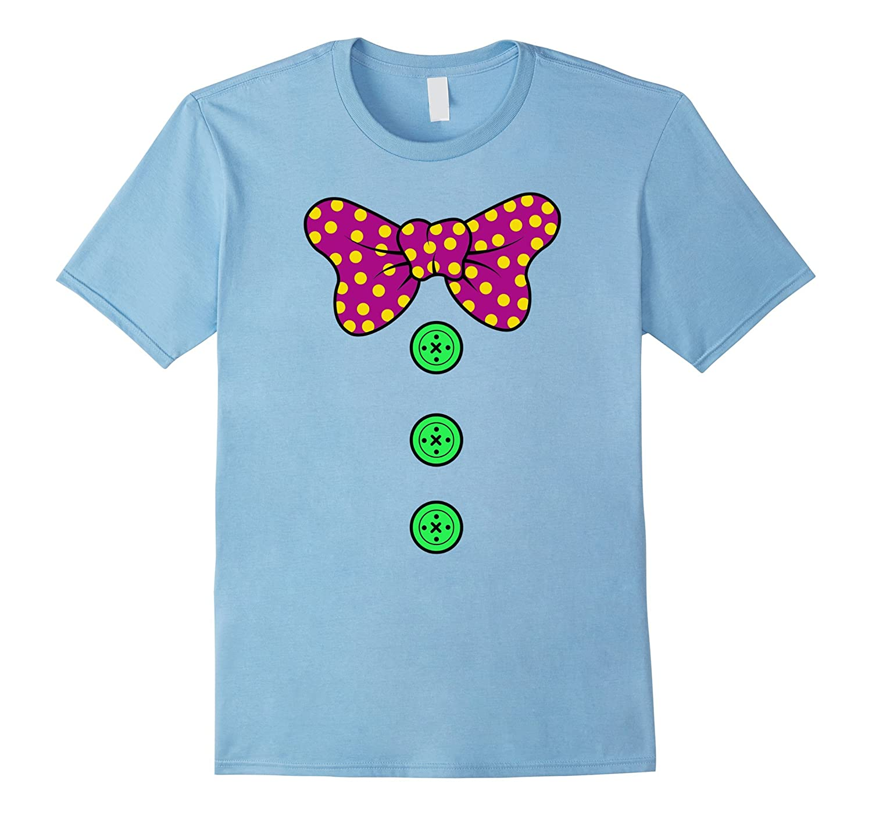 Clown Costume T-Shirt | Perfect Scary Clown Halloween Gift-Art