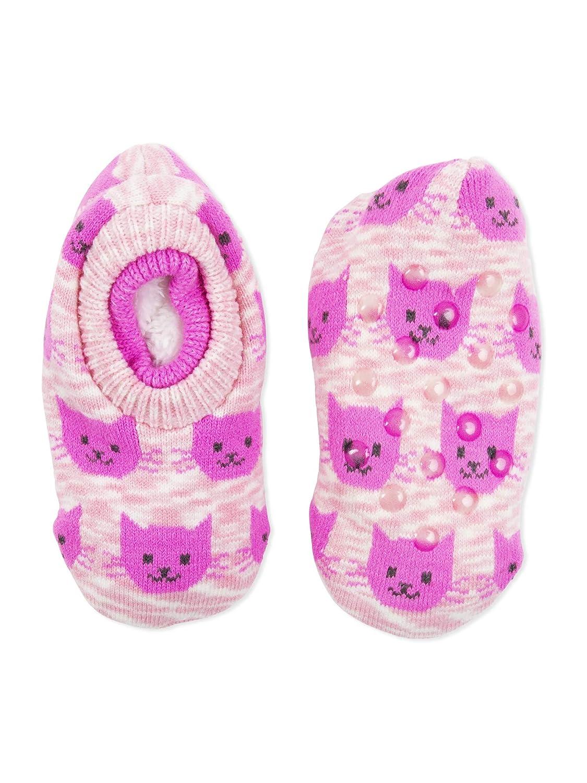 Amazon.com: Wonder Nation - Calcetines de gatitos rosas con ...